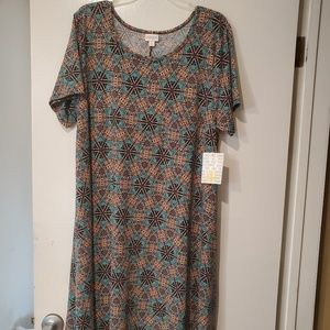 NWT! Lularoe Carly Dress!